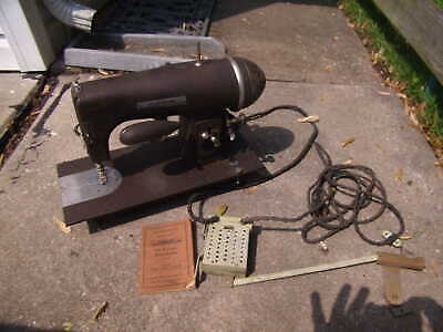 Vintage Sears Kenmore Electric Rotary Imperial no 59 Sewing machine
