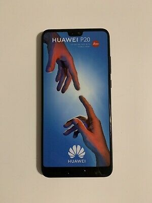 Huawei P20 - Dummy Phone - Non-working - Display Toy Demo Android Black