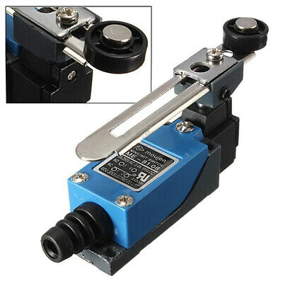 UK*Limit switch Rotary Adjustable Roller Lever Arm Mini Limit Switch Momentary