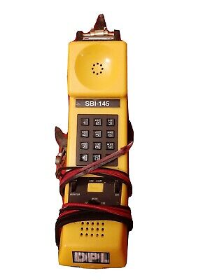 DPL Telecom Techniques SBI-145 Phone Digital Centrex Butt Set