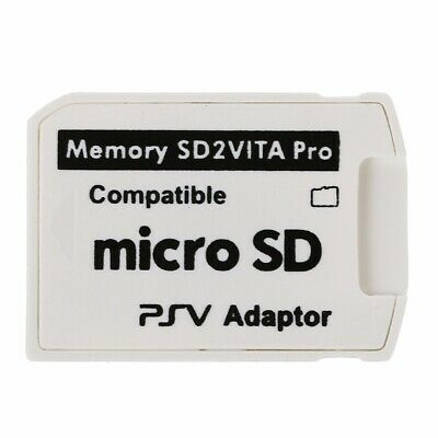 V5.0 SD2VITA PSVSD Micro SD Memory Card Reader Adapters 3.6 For Sony PS VITA PSV