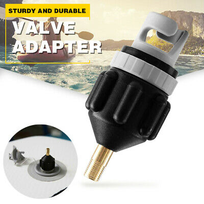 Sup Pump Adapter Inflatable Boat Tire Air Valve Adaptor Paddle Board Accessories