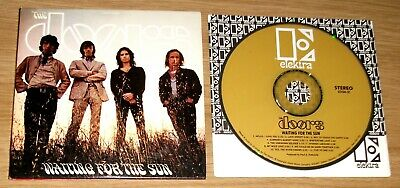 The Doors ‎– Waiting For The Sun Elektra ‎62434-2C Remastered Vinyl Replica CD