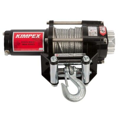 KIMPEX 4500 lbs Winch Kit  Part# #4500