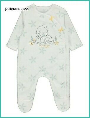 NEW Disney Baby Boys Dumbo Clothes 2 Pack Romper Suits 0-9 Months