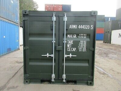 8ft new container