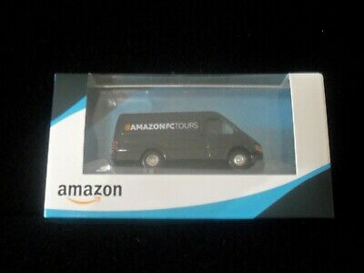 New Amazon Fc Tours Die Cast Delivery Truck/Van Fulfillment Center Model