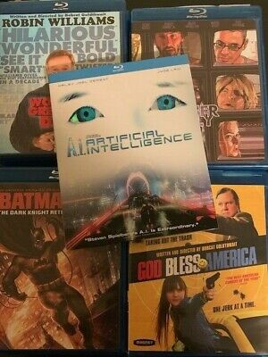 Blu-Ray Movies Bundle (Pick One/ Your Choice) All Genres - LIKE NEW / NEAR MINT