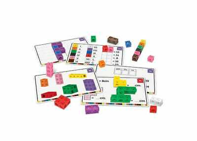 Learning Resources Maths Link Cubes Activity Set