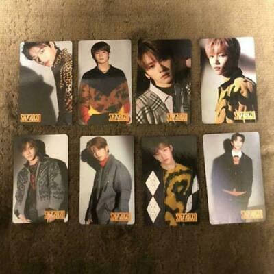 Stray Kids SKZ2020 calendar card photocard 8 set photo card