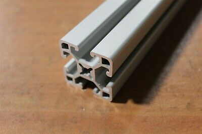 "80/20 Inc Lite Smooth TSlot Aluminum Extrusion 15 Series 1515-LS x 29"" A2-09"