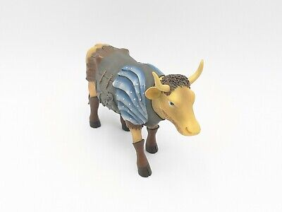 Cow Parade Westland 7249 Gladiator Cow With Original Box 2002 Retired Rare