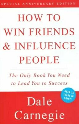 How to Win Friends and Influence People by Dale Carnegie P.D.F. e_mailed only