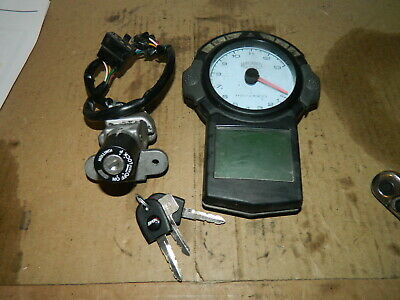 Lockset w/ Dash / Gauges, Ignition & 2 Keys Ducati 749 749S 749R 999 999S 999R