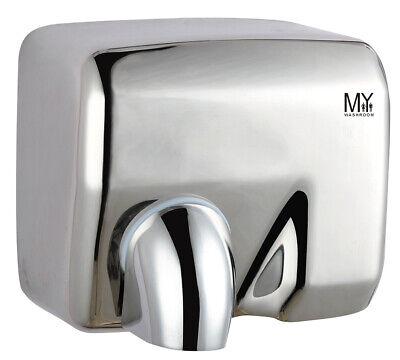 Automatic Stainless Steel Hand Dryer Wall Mounted Commercial