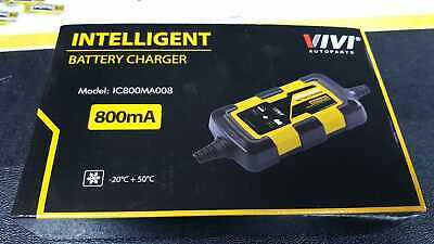 Maintainer charger moto