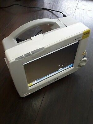 Philips Intellivue MP30 Patient Monitor Color Touch Screen Medical GP surgery
