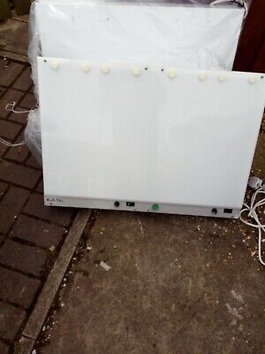 X Ray light box (Double) fully working
