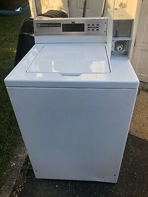 MAT12 Coin Operated Maytag Top Load Washer, Used