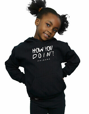 Friends Girls How You Doin? Hoodie