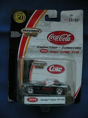 2002 Panel Cruiser 1//64th Scale. Collectable Die Cast Coca-Cola Billboards