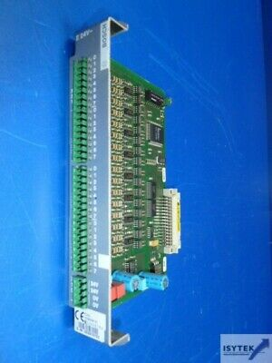 INDRAMAT REXROTH INTERFACE MODULE DZF2.1 US