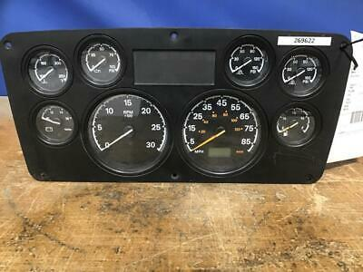 2007 Sterling A9513 Speedometer, Tachometer, Oil, Coolant, Battery Gauge Cluster
