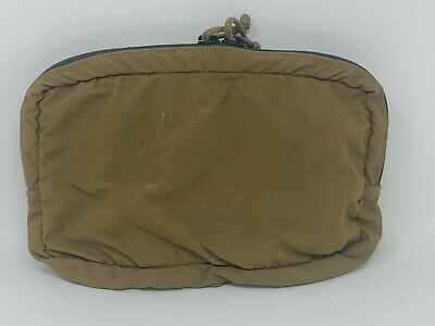 USMC FILBE Assault Pouch -  General Purpose Pack in Coyote Brown - MOLLE - CIF