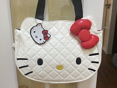 Loungefly Hello Kitty Tote **new