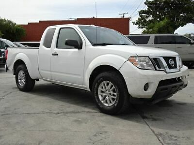 2015 Nissan Frontier S/SV 2015 Nissan Frontier Clean Title Damaged Priced To Sell!! Won't Last L@@K!!