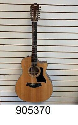 2015 Taylor 356ce 12-String Acoustic Guitar With Original Case and Paperwork