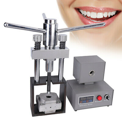 CE Dental Flexible Denture Dentistry Invisible Denture Injection molding Machine