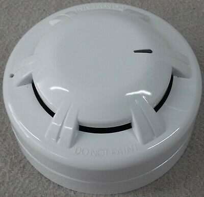 Apollo Orbis Optical Smoke Detector Or Orbis Heat Detector With Optional Base 12 00 Picclick Uk