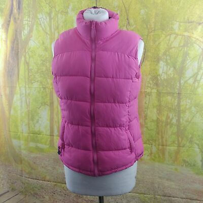 """Rydale Pink Padded Middleton Gilet. 19"""" pit to pit, 24"""" length, Age 13"""