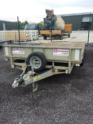 Ifor Williams LM187 18ft Triaxle Flatbed trailer - £3180 inc vat