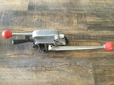 Signode Combination Strapping Tool Size 3/4  Model Am-34