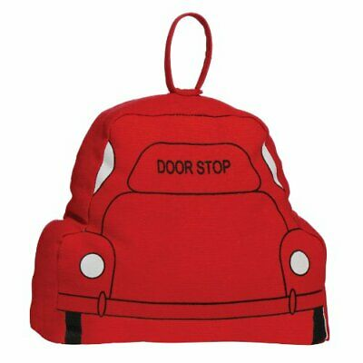 Premier Housewares Car Door Stop - Red