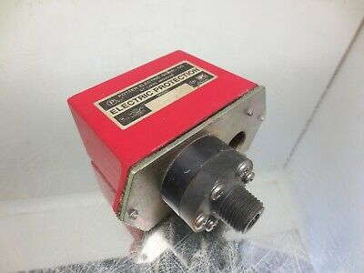 Potter Electric, Rs10-1, Pressure Switch