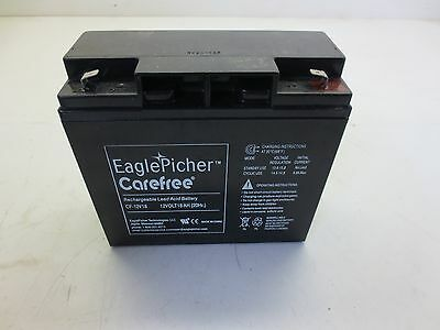 EaglePicher CF-12V18 Rechargeable Lead Battery