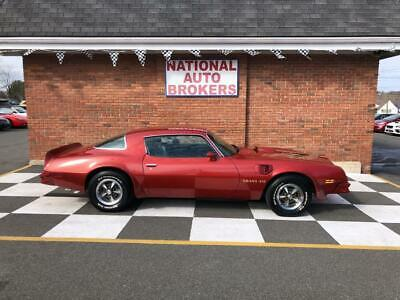 1976 Pontiac Trans Am Trans Am 1976 Pontiac Trans Am! Rust Free Only 83,000 Miles With Manual Transmission!