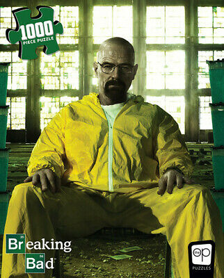 Breaking Bad 1000 Piece Puzzle Game