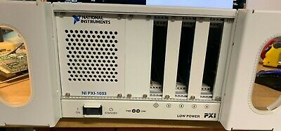 National Instruments Ni Pxi-1033 Chassis - 5-Slot (Used)