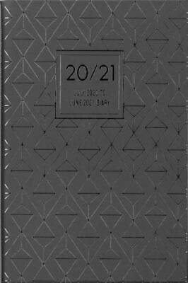 Milford Fashion 2020-2021 Financial Year Diary Pocket Week to View Shapes 441654