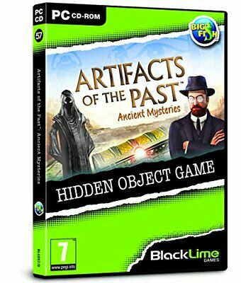 Artifacts of the Past Ancient Mysteries PC CD