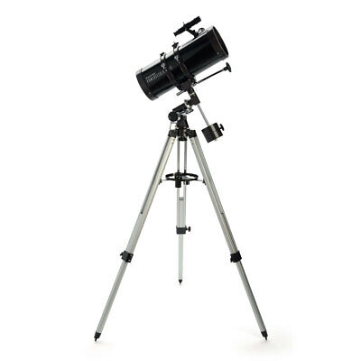Powerseeker 127EQ Telescope With Full Height Tripod with Deluxe Accessory Tray