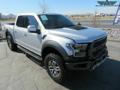 2017 Ford F-150 Raptor 2017 Ford F-150 Salvage Damaged Vehicle! Priced To Sell! Wont Last! L@@K!!