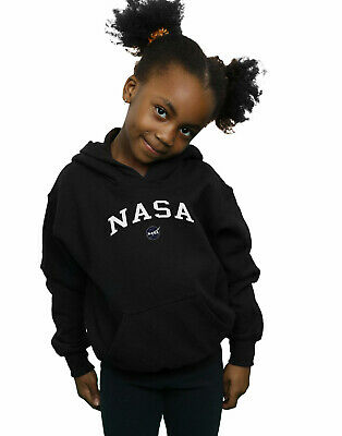 NASA Girls Collegiate Logo Hoodie