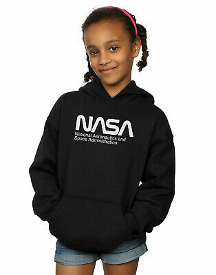 NASA Girls Aeronautics And Space Hoodie