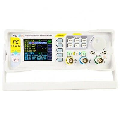 FY6900-60MHz Dual channel Function Arbitrary Waveform Generator, scarce supply