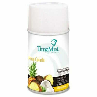 Timemist Metered Fragrance Dispenser Refill, Pina Colada (TMS1042690EA)